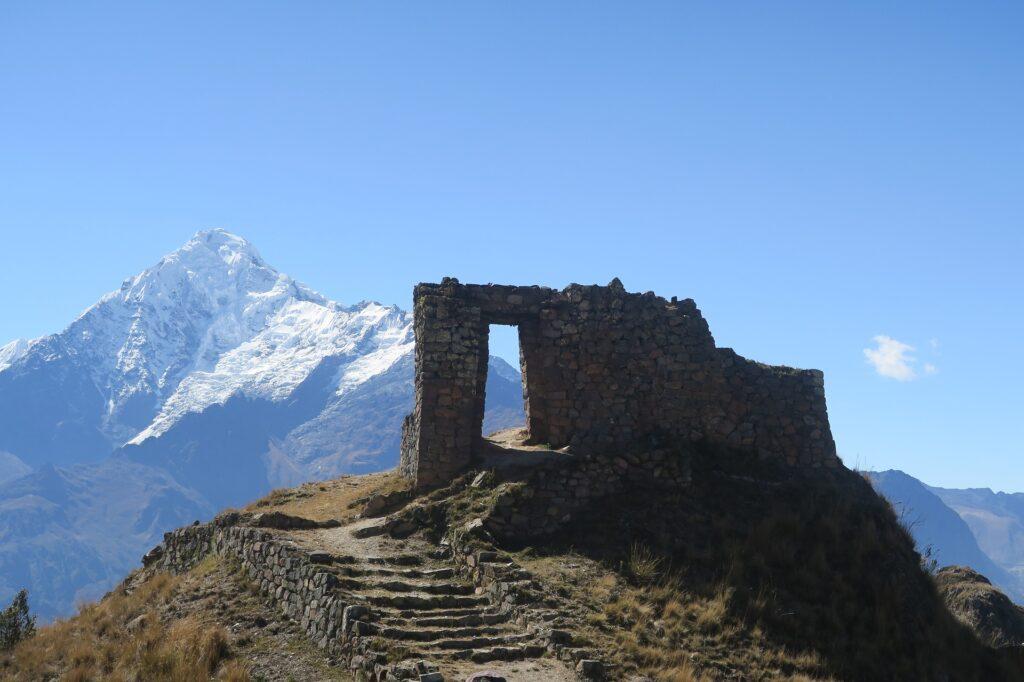 Inca Sun Gate.